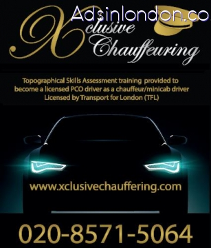 XclusiveChauffeuring's Local Ads and Events